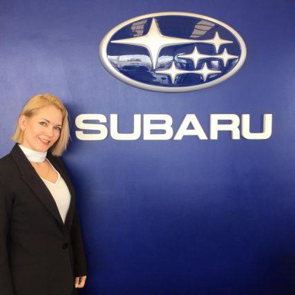 Sandra Subaru